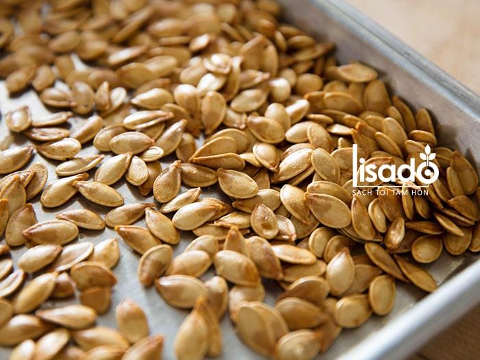 Sử dụng chất bảo quản giúp hạt giống kháng bệnh tốt hơn