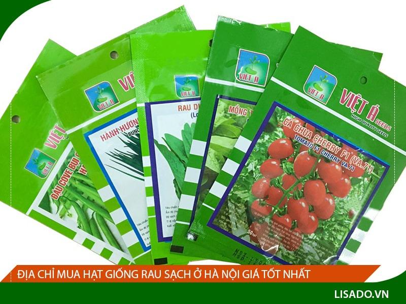 Địa chỉ mua hạt giống rau sạch ở Hà Nội giá tốt nhất