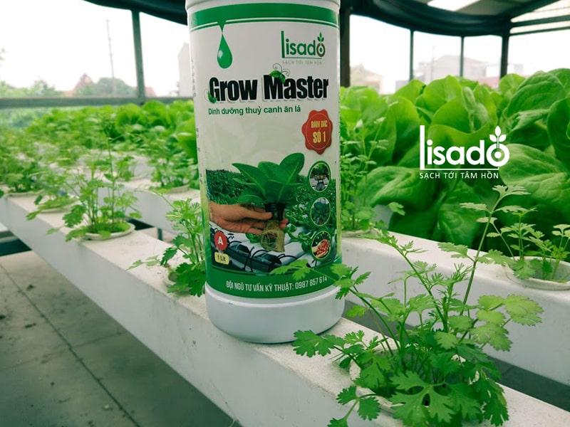 Vì sao nên chọn Grow Master?