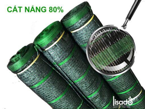 Lưới cắt nắng Thái Lan 80%