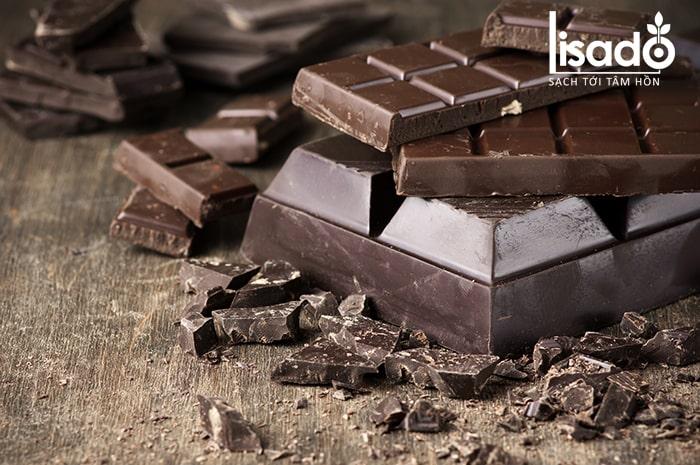 Bảo quản sôcôla đen thế nào là đúng cách?