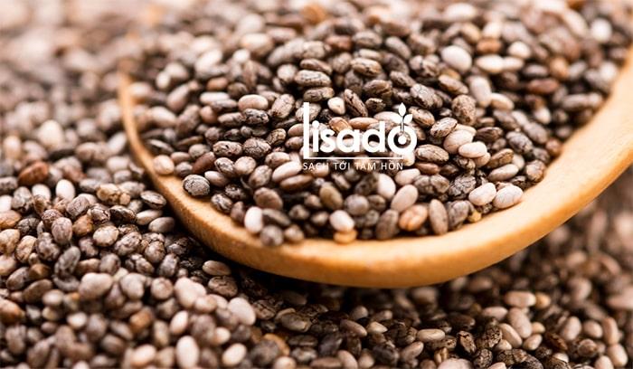 Thành phần dinh dưỡng trong hạt Chia
