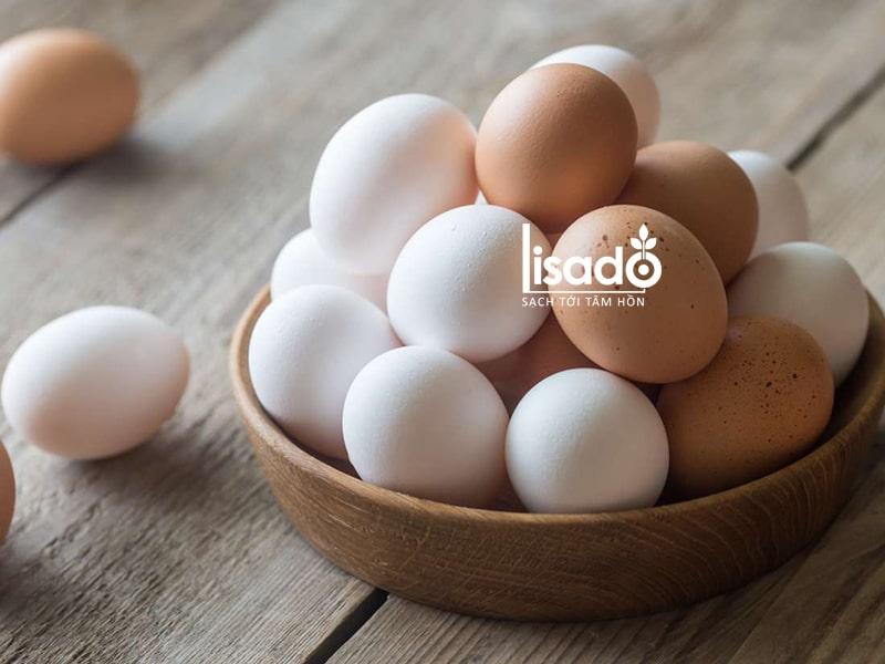 Trứng gà bổ sung các dưỡng chất cần thiết cho cơ thể