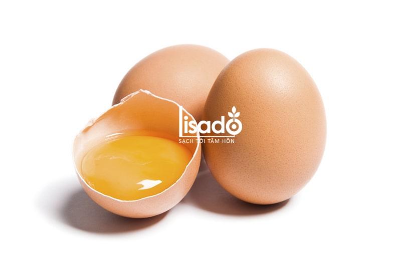 Trứng gà có nhiều lợi ích đối với sức khỏe