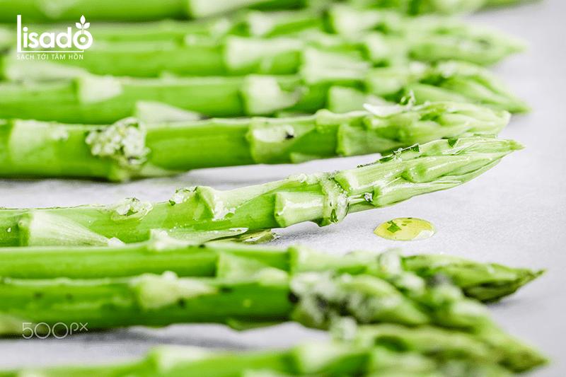 Kỹ thuật trồng măng tây xanh