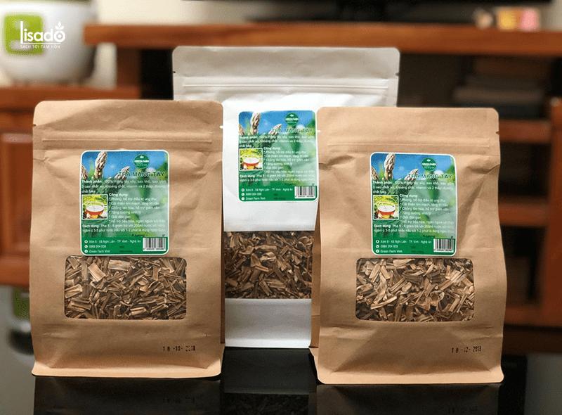 Lợi ích của trà măng tây đối với sức khỏe