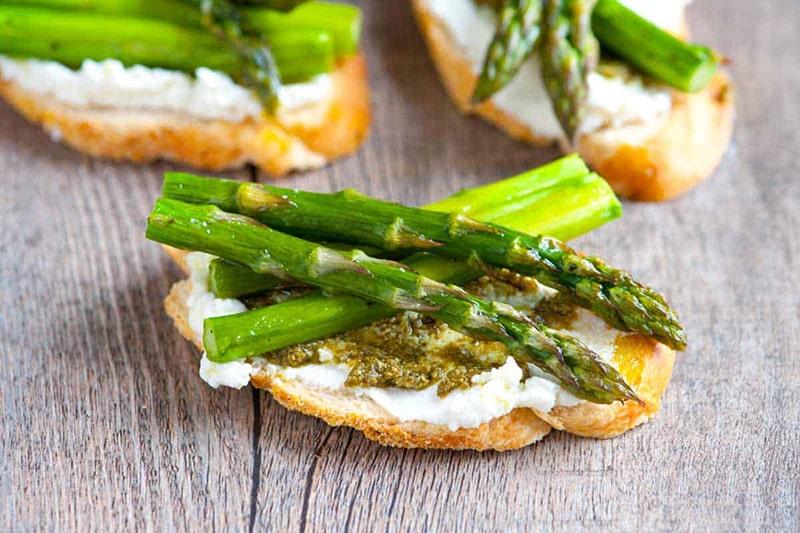 Ăn măng tây có giảm cân không?