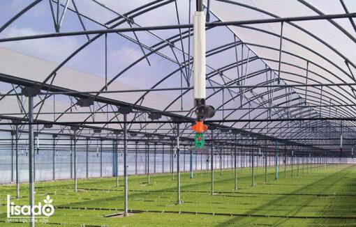 Bộ béc tưới phun mưa treo ngược Green Spin 105L/h - NDJ (Israel)