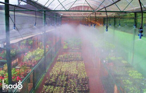 Bộ béc phun sương GreenMist 30L/h - NDJ (Israel)