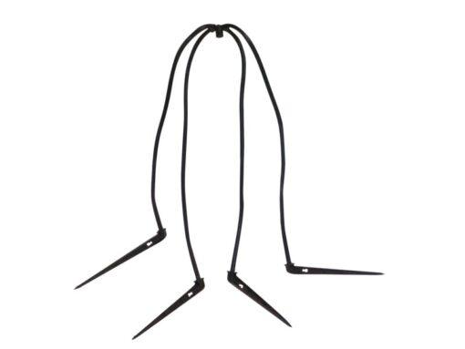 Bộ chia 4 gắn sẵn 60cm dây và que nhỏ giọt Clicktif