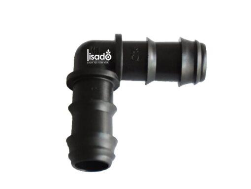 Co ống nối 16mm chất liệu nhựa cao cấp, giá tốt