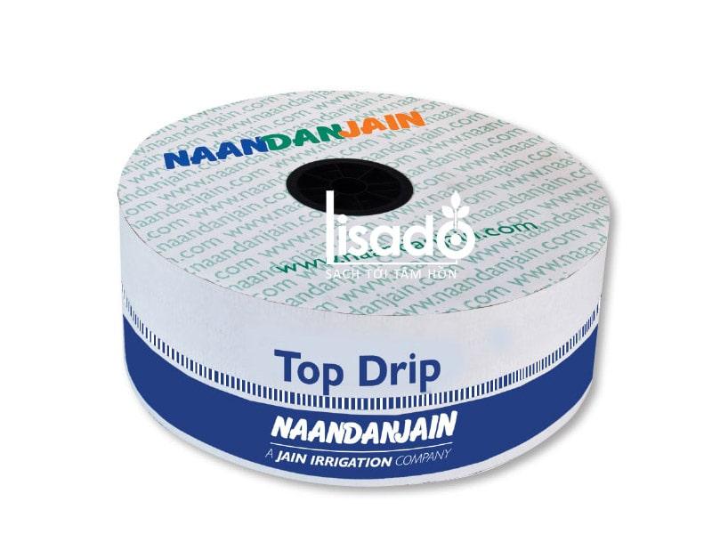Dây nhỏ giọt bù áp Topdrip Ø12mm, k/c 20cm, dày 0,8mm – NDJ (Israel)