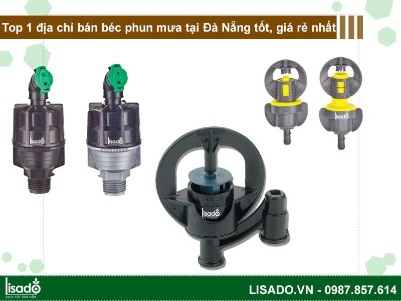 Top 1 địa chỉ bán béc phun mưa tại Đà Nẵng tốt, giá rẻ nhất