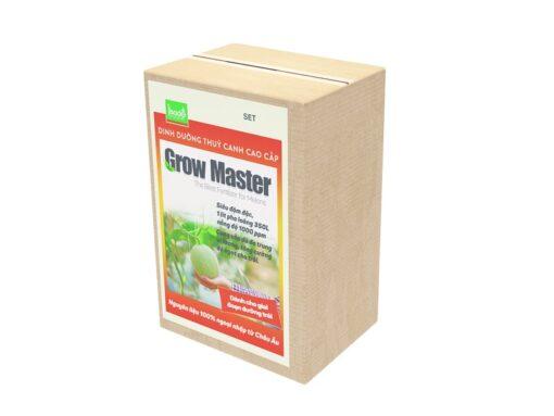 Dinh dưỡng thủy canh Grow Master cho dưa lưới dạng bột